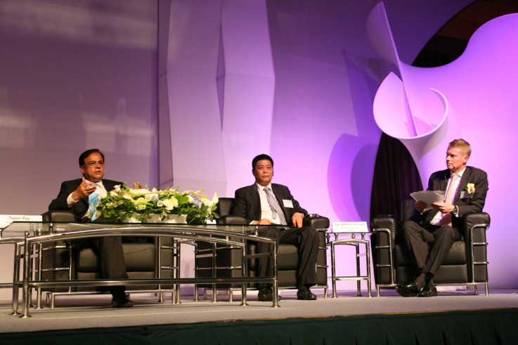 Korea-China Bio Forum, Seoul, April 15, 2010