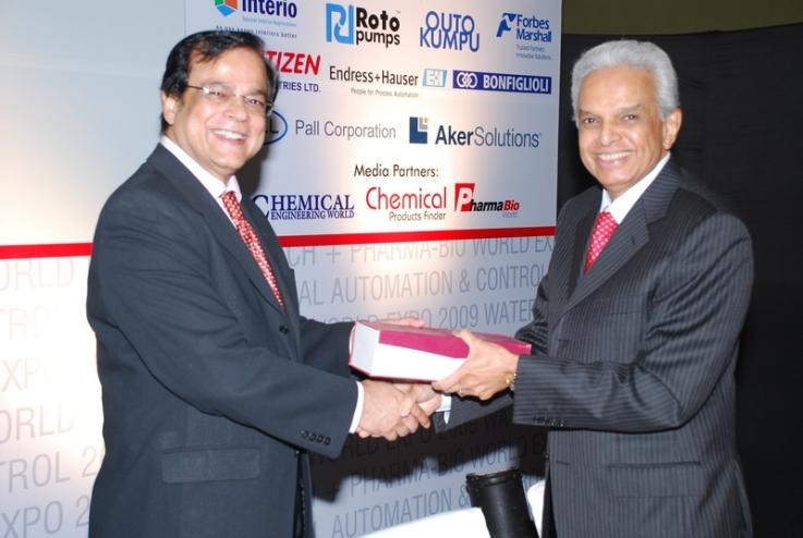 With Dr. Ajit Dangi