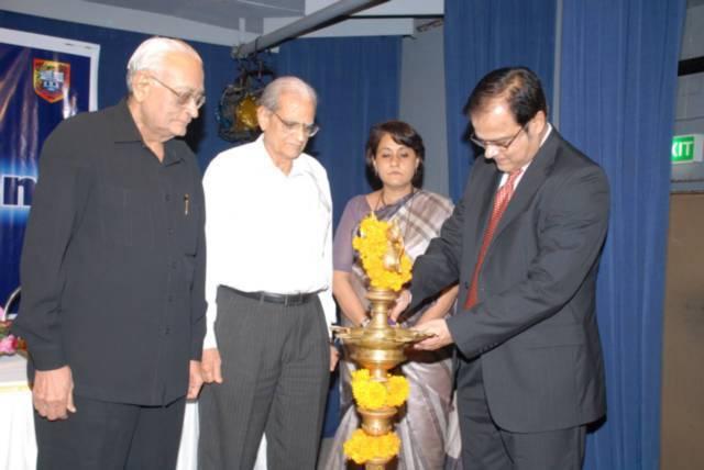 Convocation at IIPS of NMIMS University, Mumbai