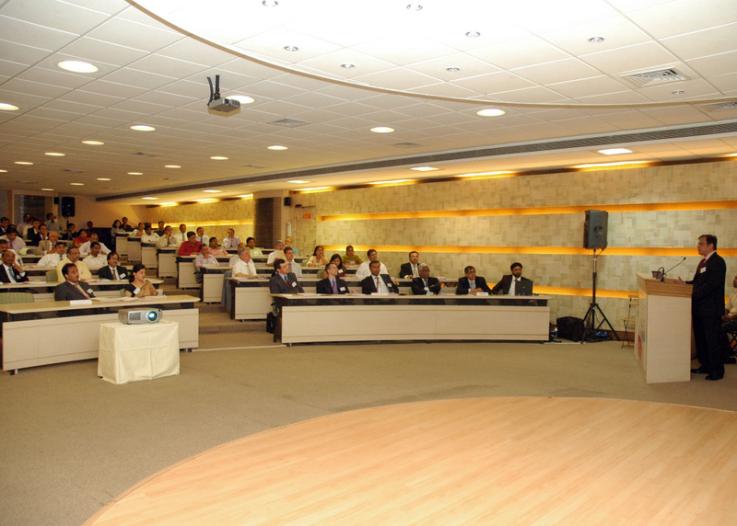 Addressing OPPI Anti-Counterfeiting Seminar - July 3, 2009, Mumbai