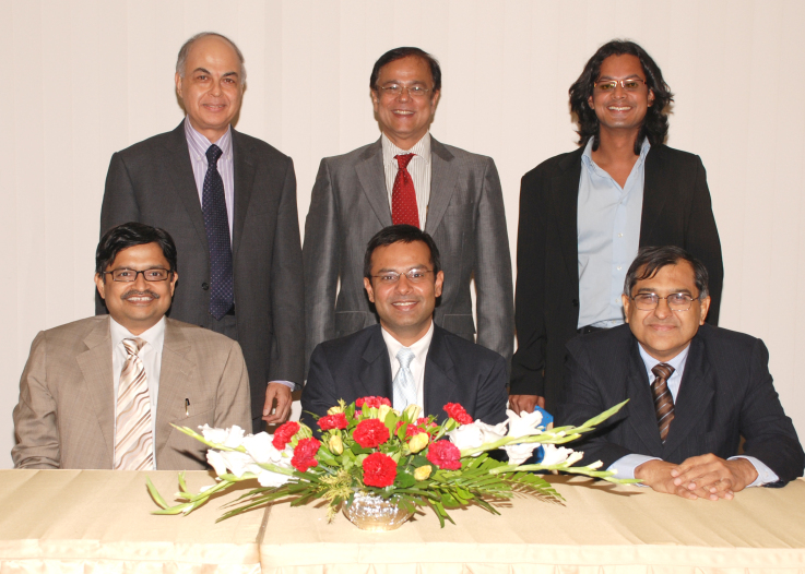 With IPR experts and Managing Directors of Pharma Companies