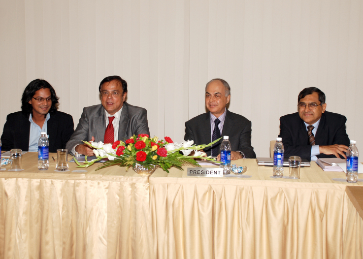 With IPR experts