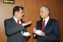 With Ranjit, VC & MD, Novartis
