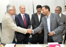Farewell of Vivek Mohan, Managing Director of Abbott India Ltd., April 19,